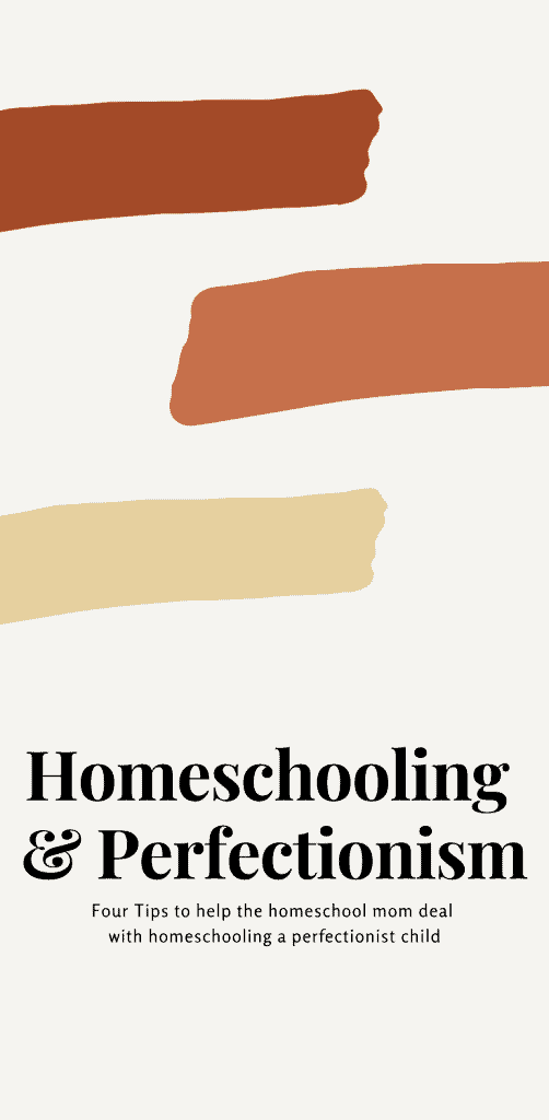 boho colored pin about homeschooling